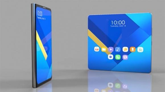 Katlanabilir Samsung Galaxy X'in arayüzü ortaya çıktı