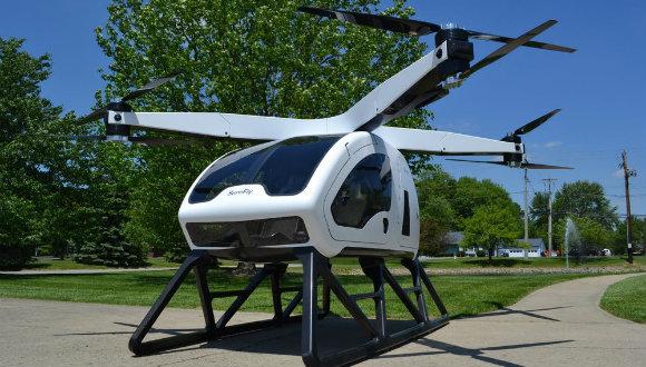 SureFly ilk insanlı uçuşunu yapacak!