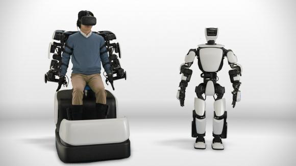 Karşınızda hayret verici insansı robot: T-HR3