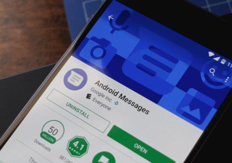 Android Messages uygulaması güncellendi!