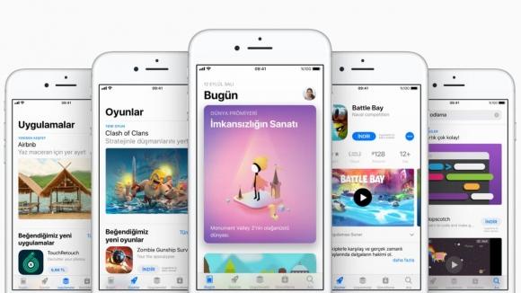 App Store ile haftasonuna özel avantajlar!
