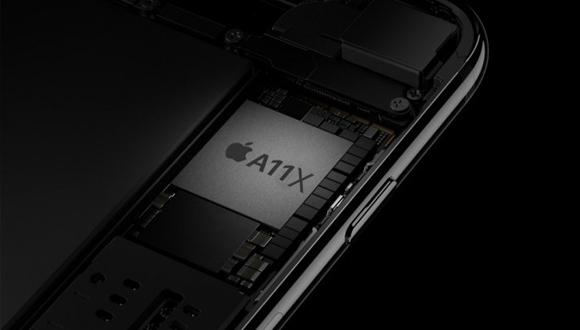 Apple A11X işlemcisi ile yine rakiplerine fark atacak!