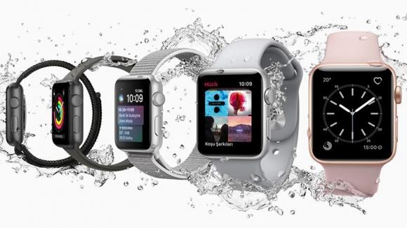 Apple giyilebilir cihazlarda rakip tanımıyor!