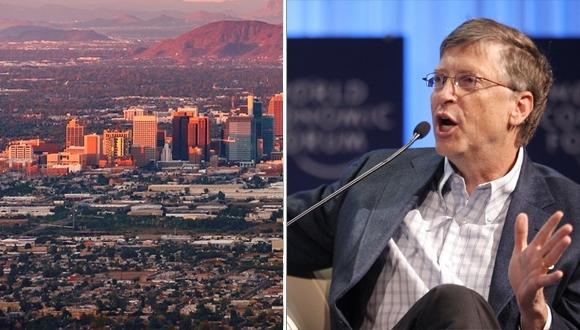Bill Gates'in akıllı şehiri kuracağı yer belli oldu!