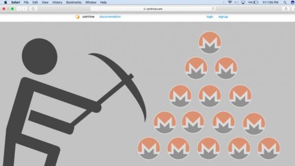 2500 web sitesi işlemcinizle mining yapıyor!