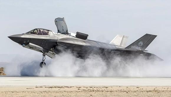 F-35 bu kez pas sorunu ile yeni bir krize yol açtı!