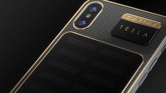 Güneş enerjili iPhone X ister misiniz?