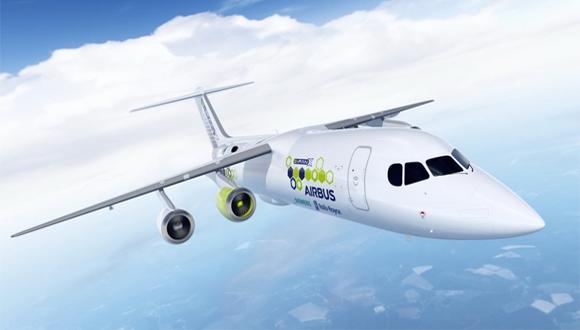 Havacılık devleri hibrit uçak için bir araya geldi!