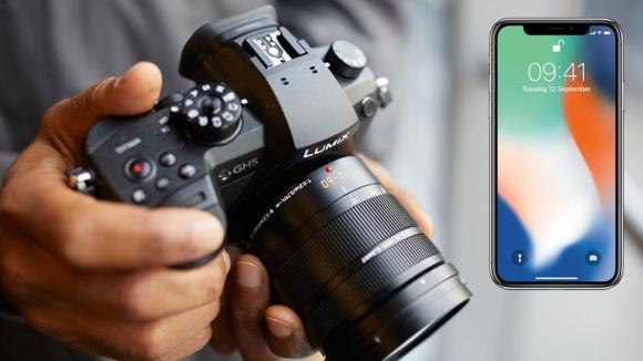 iPhone X ile Panasonic GH5 karşı karşıya!