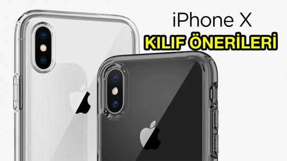 iPhone X kılıf önerileri (Video)