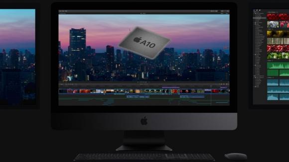 iMac Pro A10 Fusion desteği alacak!