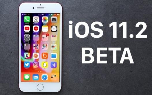 iOS 11.2 beta 2 yayınlandı!