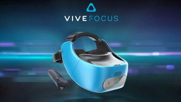 Kablolardan arınan HTC Vive Focus!