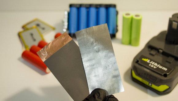 Lityum iyon pil kapasitesi 2 kat artabilir!