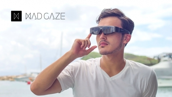 Artırılmış gerçeklik gözlüğü : MAD Gaze