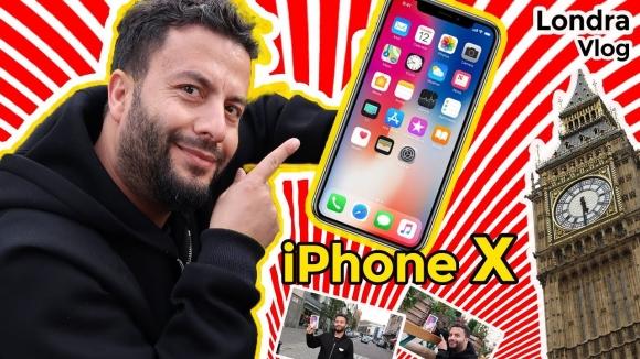 iPhone X yurt dışından mı alınır, yoksa Türkiye'den mi?