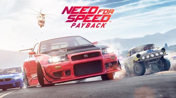 Need for Speed Payback ilk bakış