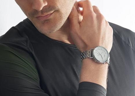 Şarjı 1 yıl giden akıllı saat tanıtıldı!