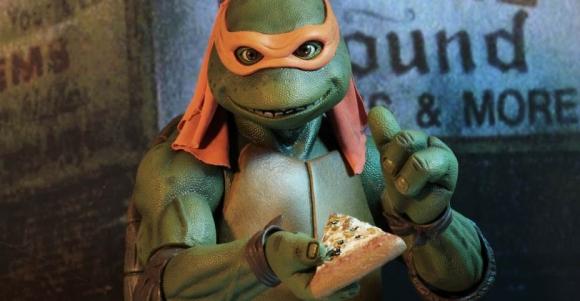 Ninja Kaplumbağalar Geliyor Shiftdeletenet