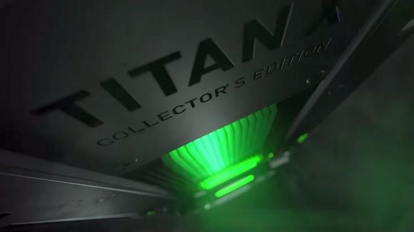 NVIDIA Titan X Collector's Edition geliyor!
