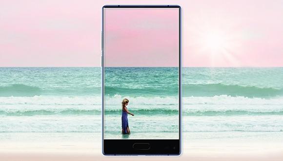 Panasonic'ten 3 tarafı çerçevesiz telefon: Eluga C