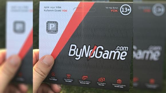 Param ByNoGame Kart tanıtıldı!