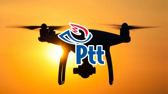PTT, 2018 yılında Drone ile teslimat yapacak!