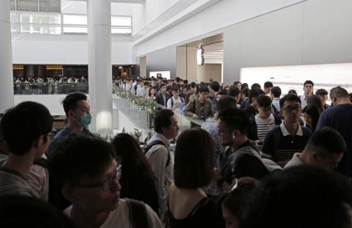 Apple'ın Güney Kore ofisi basıldı!