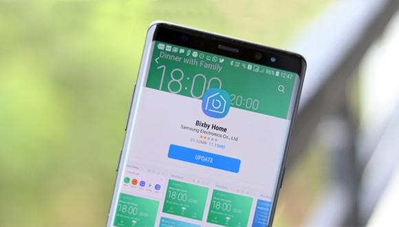Samsung beklenilen Bixby güncellemesini yayınladı!