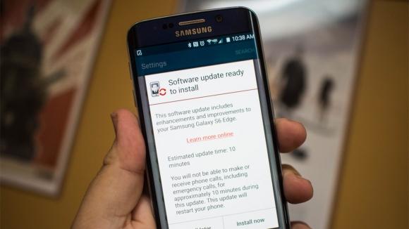 Galaxy S6 için yeni güncelleme yayınlandı