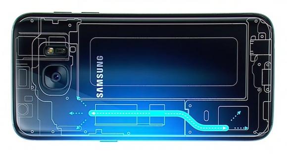 Samsung ısı borusu kullanmaya devam edecek