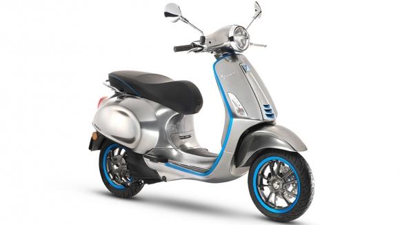 Vespa ilk elektrikli scooter modeli için tarih verdi!