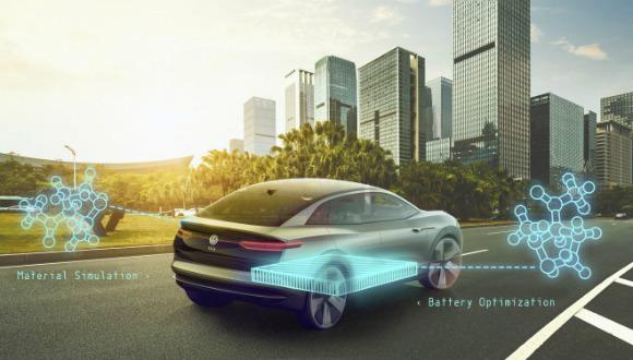 VW kuantum bilgisayar kullanacak!
