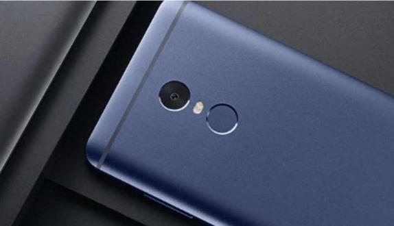 Redmi Note 5 kameralara yakalandı!