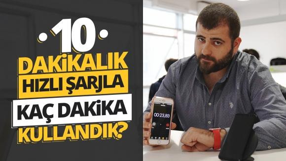 Akıllı telefonların hızlı şarj rakamları doğru mu?