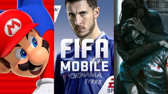 2017 yılının en iyi mobil oyunları!