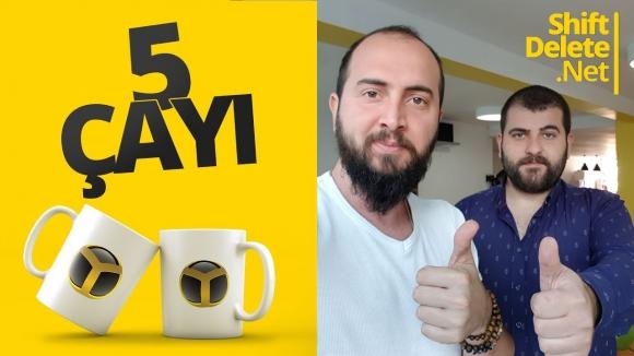 5 Çayı #155: Teknoloji gündemini yorumluyoruz