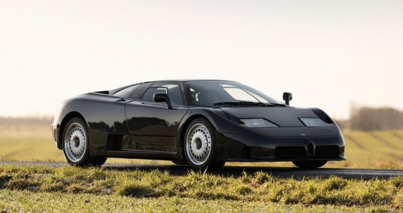 Bugatti tarihinin efsane modeli satışa çıkıyor