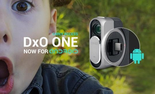 DxO One ile Android telefonunuzu DSLR'a dönüştürün!