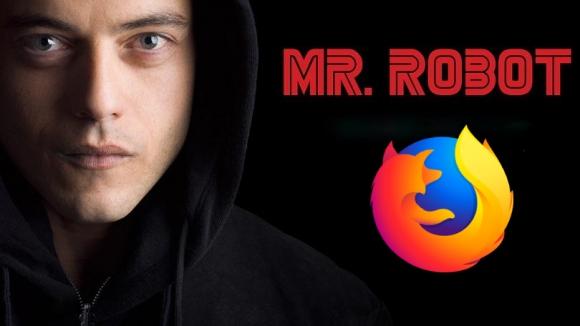 Mozilla Firefox kullanıcılarına Mr. Robot şoku!