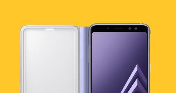 Galaxy A8 2018 görselleri sızdırıldı!
