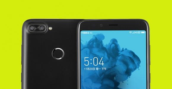 18:9 ekranlı telefon Lenovo K320t!