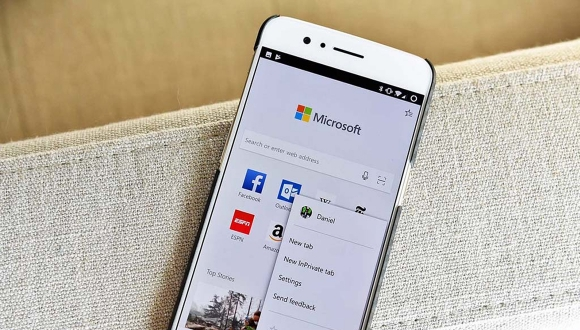 Android için Microsoft Edge artık daha yetenekli!