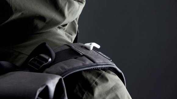 Apple AirPods uyumlu akıllı sırt çantası!