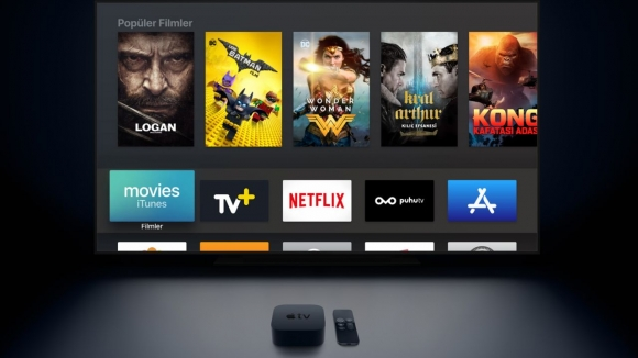 Apple TV tvOS 11.2 çıktı!