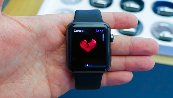 Apple Watch sayesinde hayatı kurtuldu!