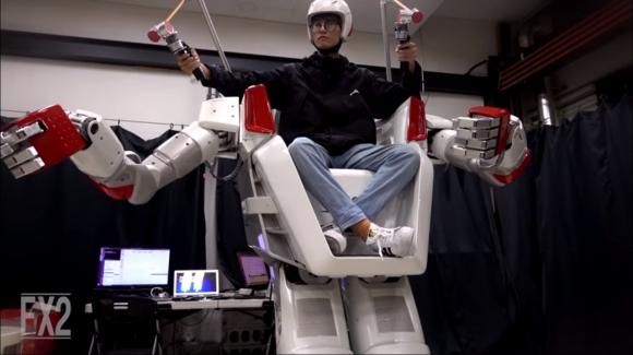 """""""Binilebilen"""" yük robotu FX-2!"""