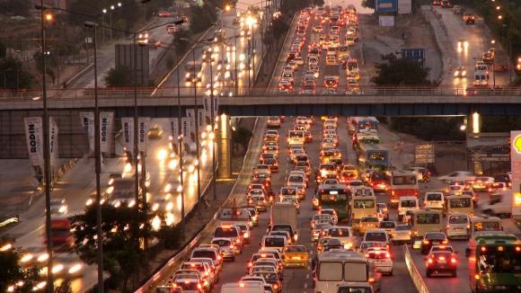 En yoğun trafik hangi şehirde?