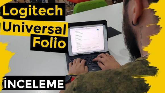 Logitech Universal Folio inceleme (Video)