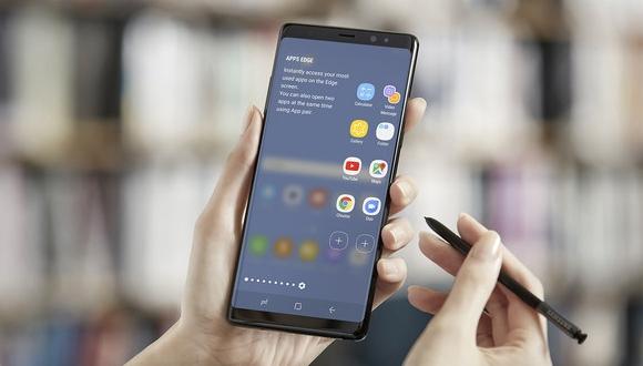 Galaxy Note 8, 2017 yılının en iyi telefonu oldu